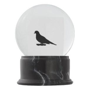 307x307 Dove Snow Globes Zazzle