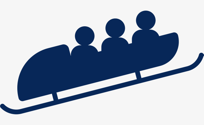 650x400 Sled Silhouette, Sled, Transportation In Snow, Vehicle Png