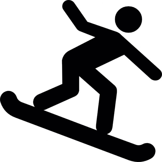 626x626 Snowboarding Icons Free Download