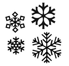236x228 Free Printable Black And White Patterns Hope These Snowflake