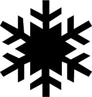 186x197 52 Snowflakes Vectors, Silhouette And Photoshop Brushes
