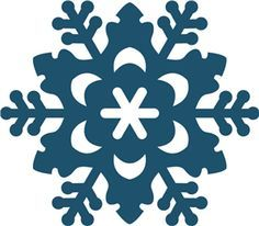 236x206 Snowflake Silhouette Design, Silhouettes And Store
