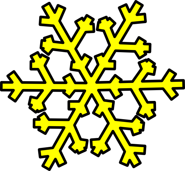 snowflake silhouette vector at getdrawings com free for personal rh getdrawings com clipart snowflakes falling clipart snowflake