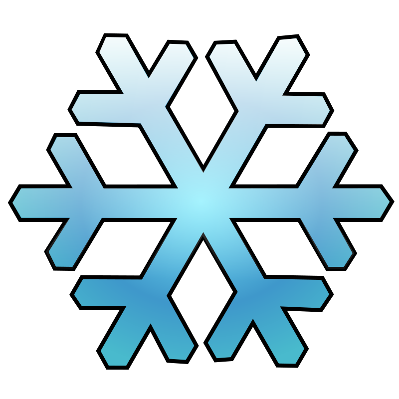 800x800 free snowflake vector art hanslodge clip art collection