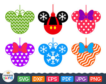 340x270 Autism Svg Minnie Puzzle Ears With Bow Svg Shirt Decal