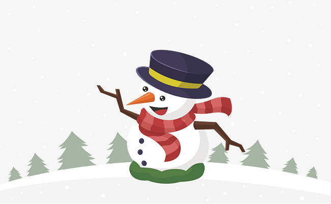 650x400 Dancing Snowman, Vector Png, Snowman, Cute Snowman Png And Vector