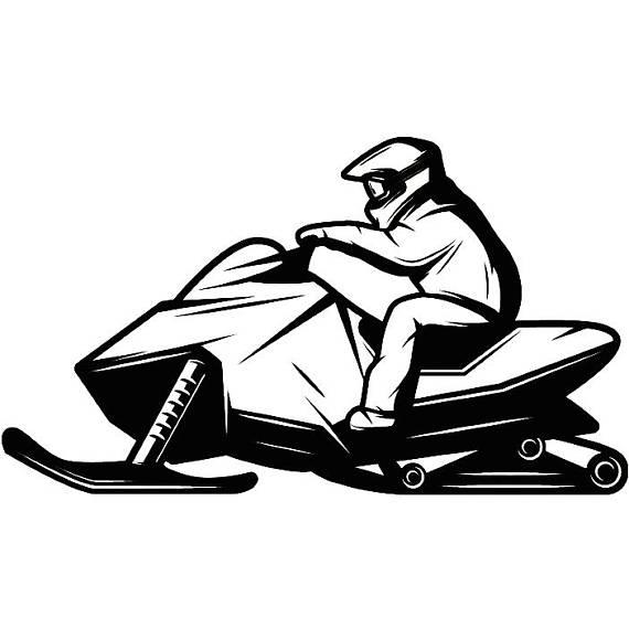 570x570 Snowmobile