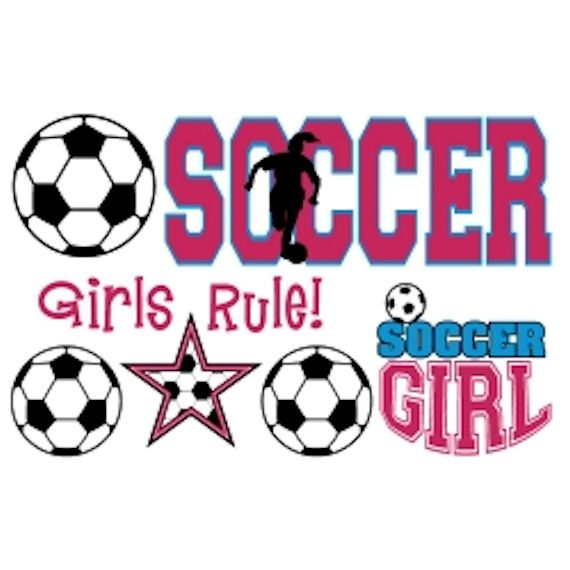 soccer girl silhouette clip art at getdrawings com free for rh getdrawings com free football clipart pictures