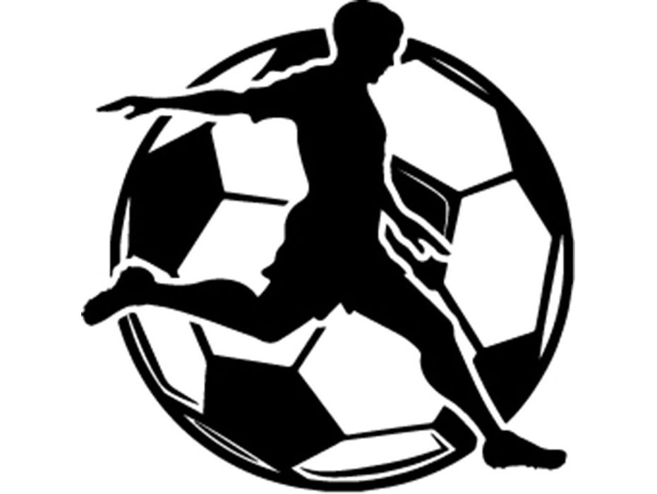 931x700 Soccer Logo 14 Player Kick Ball Net Goal Futball Field Ball