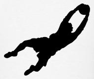 190x160 Soccer Goalkeeper By Teesontap Spreadshirt