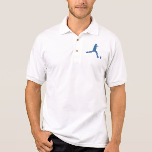 307x307 Soccer Player Polos, Soccer Player Polo Shirts, Soccer Player