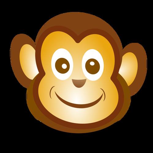 Sock Monkey Silhouette