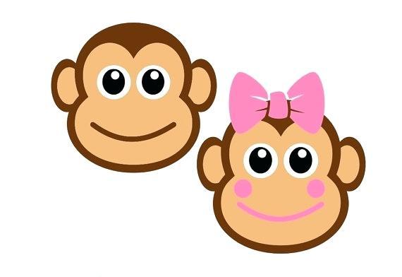570x392 Monkey Face Clipart Sock Monkey Baby Monkey Face Clipart Docclub