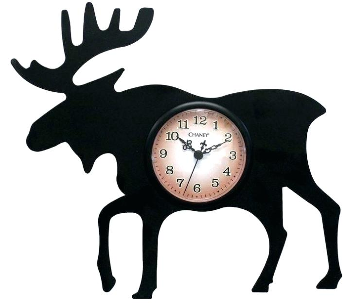 728x628 Moose Wall Sconce Modern Moose Pirate Wall Clock Moose Silhouette