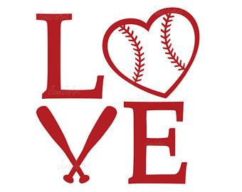 340x270 Baseball Svgbaseball Svg Cut Filesbaseball Monogram