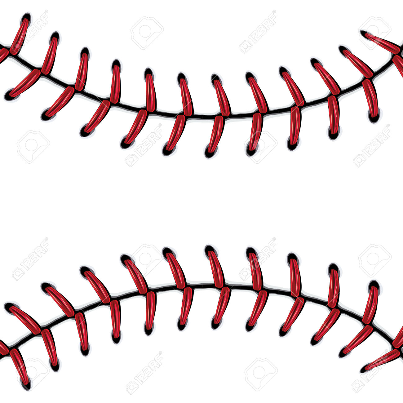1300x1300 Softball Laces Clipart Amp Softball Laces Clip Art Images