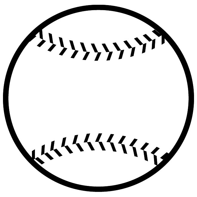 660x660 Free Free Vector Softball And Baseball Vectors 13322 Downloads