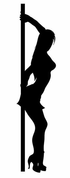 236x594 Cowgirl Silhouette