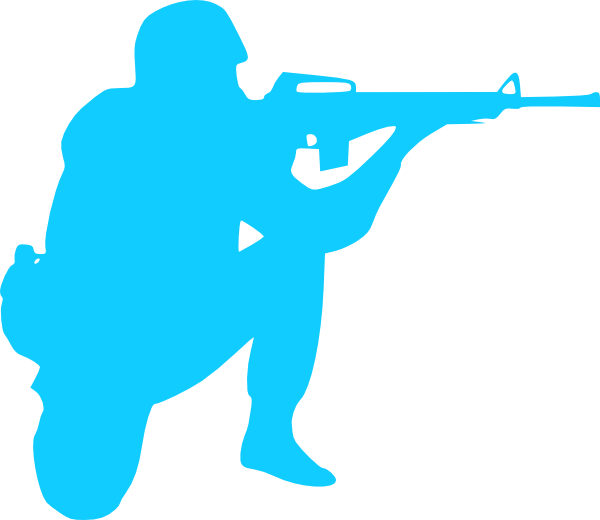 600x520 Soldier Silhouette Png Clipart