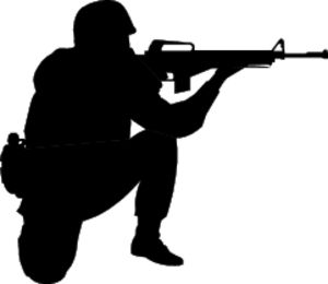 300x260 Clipart Soldiers No Weapons Collection
