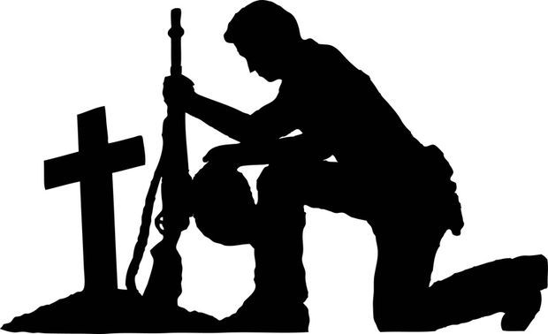 620x378 How To Make A Relief Carving For Veterans Day Silhouettes