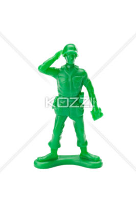 266x400 Soldier Saluting Clipart