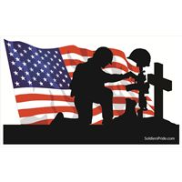 200x200 Fallen Soldier Svg Veterans Day Svg Dxf Png Eps Files American