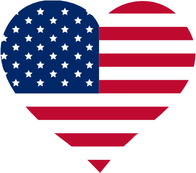 403x356 American Flag Clipart Military Family