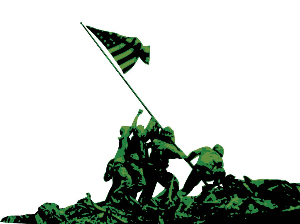1024x765 American Soldiers Graphics Vector Art Amp Graphics