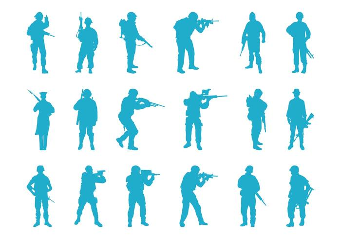 700x490 Soldiers Silhouettes