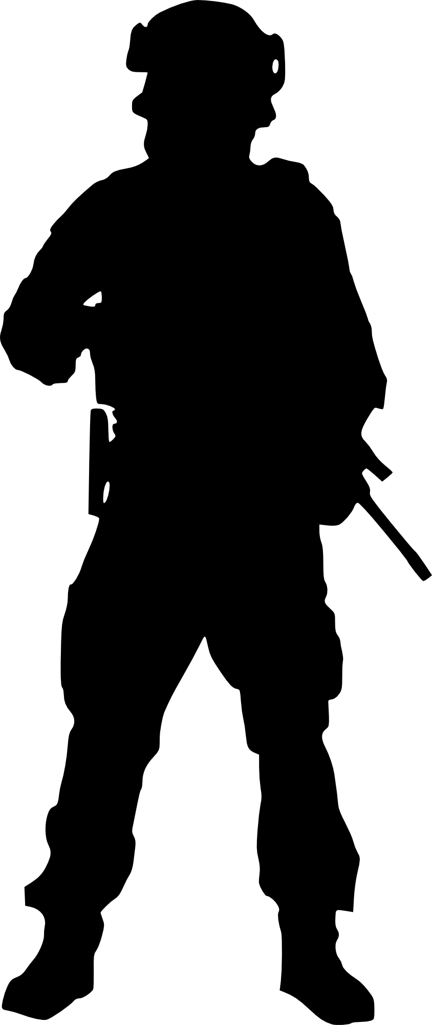 soldiers silhouette clip art at getdrawings com free for personal rh getdrawings com