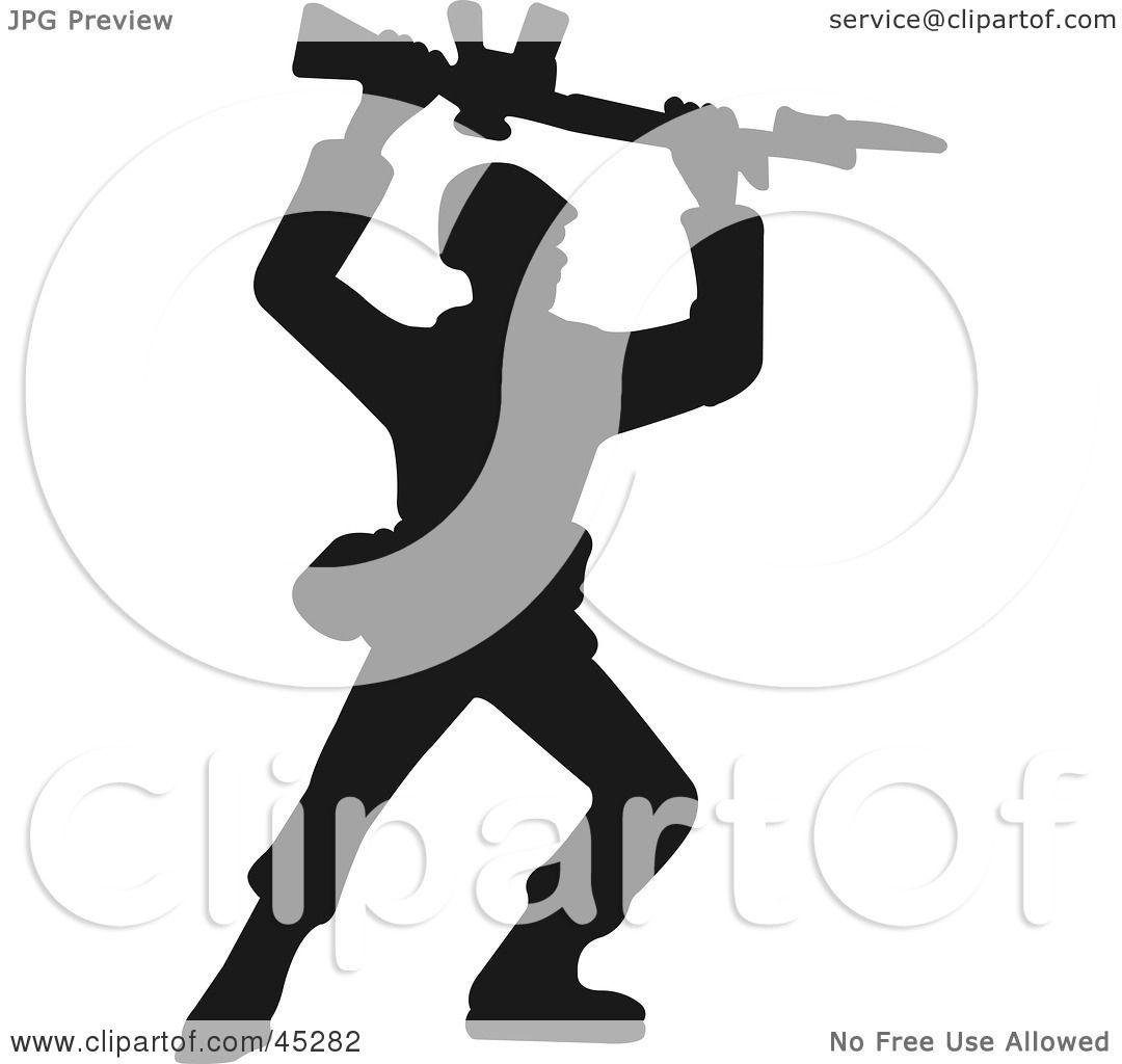 1080x1024 Royalty Free (Rf) Clipart Illustration Of A Profiled Green
