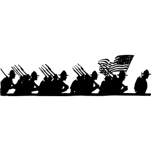 300x300 Marching Soldiers Clipart, Cliparts Of Marching Soldiers Free