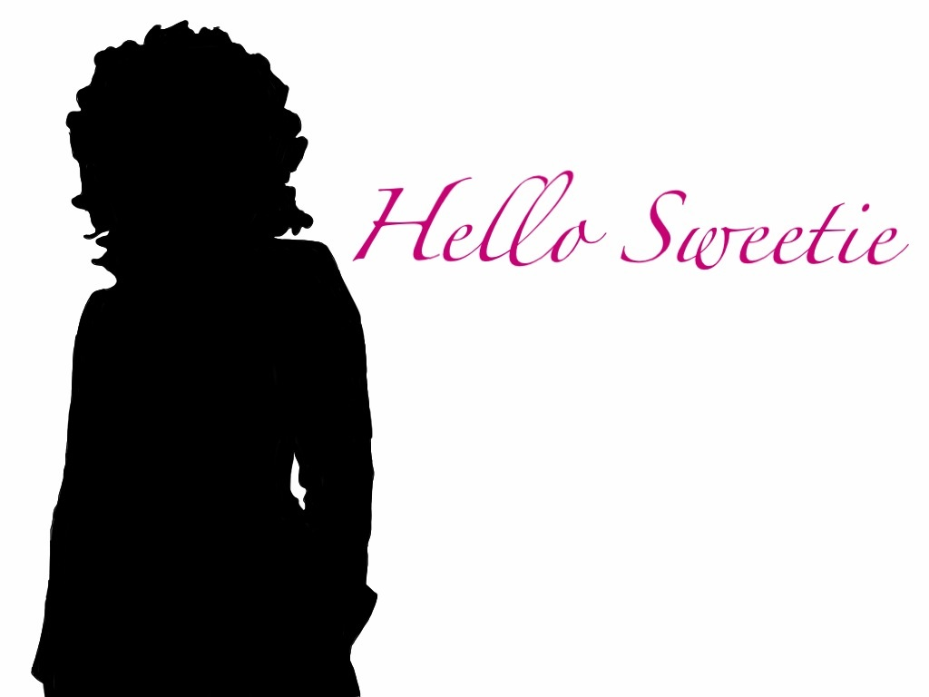 1024x768 River Song Hello Sweetie Silhouette Art By Echadienrules