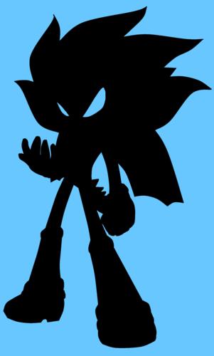 301x500 Sonic Fan Characters Images Algore Silhouette Hd Wallpaper