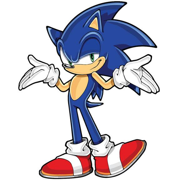 570x576 Sonic X Huh Svg, Sonic X Huh Eps, Sonic X Huh Silhouette, Sonic X