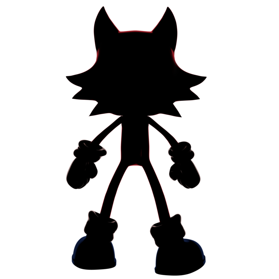 894x894 Sonic Forces Third Playable Character Silhouette By Nibroc Rock