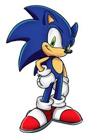 186x271 Sonic The Hedgehog Zanderspins Hedgehogs, Gaming
