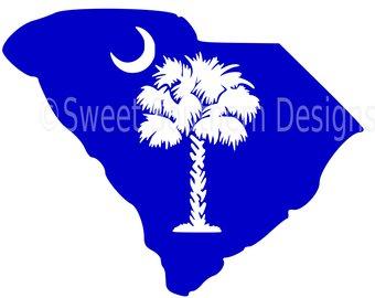 340x270 South Carolina Dxf Etsy