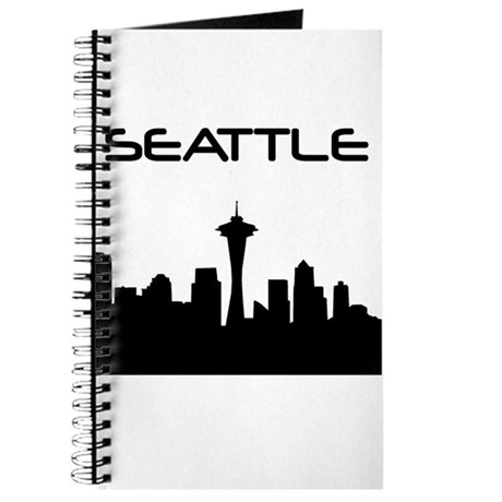 460x460 Seattle Space Needle Notebooks