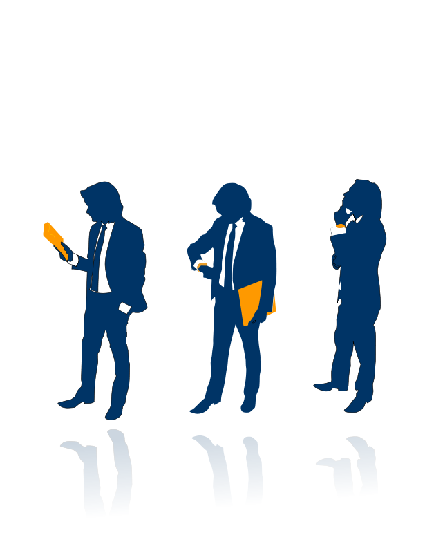 615x800 Best Of, Free Vector Business People Silhouette Packs