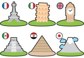 286x200 Famous Monuments