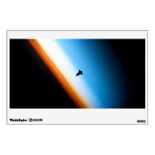 307x307 Space Shuttle Wall Decals Amp Wall Stickers Zazzle