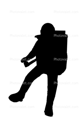 276x418 Spaceman Silhouette, Logo, Shape Images, Photography, Stock