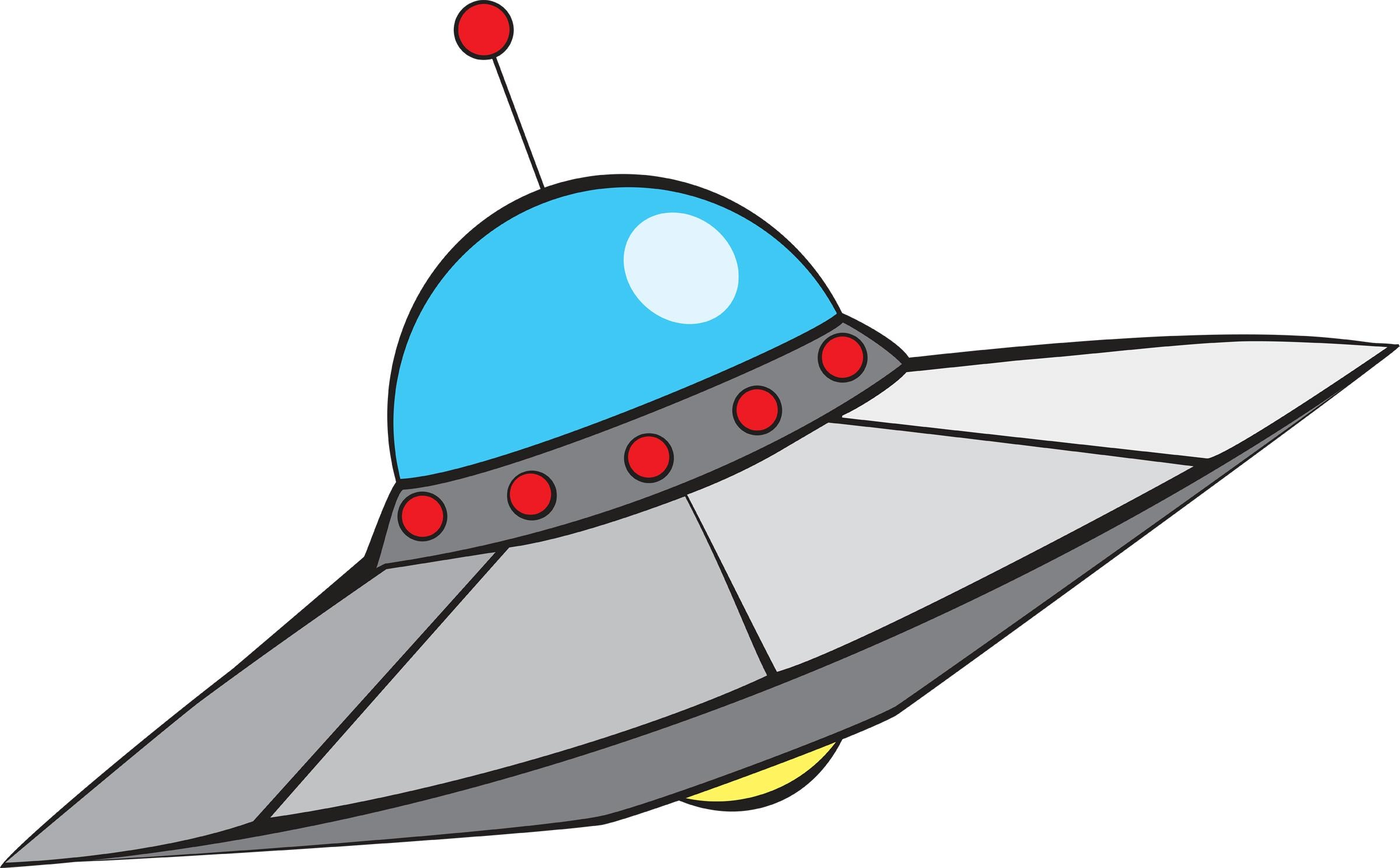 2400x1488 New Spaceship Clipart Collection