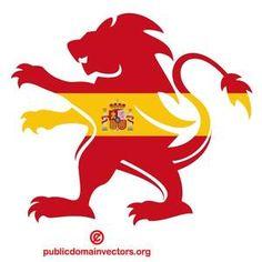 236x236 Download Wallpapers Flag Spain, 4k, Spanish Flag, Flag Of Spain