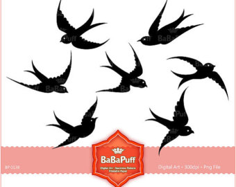 340x270 Swallow Clipart Mockingbird