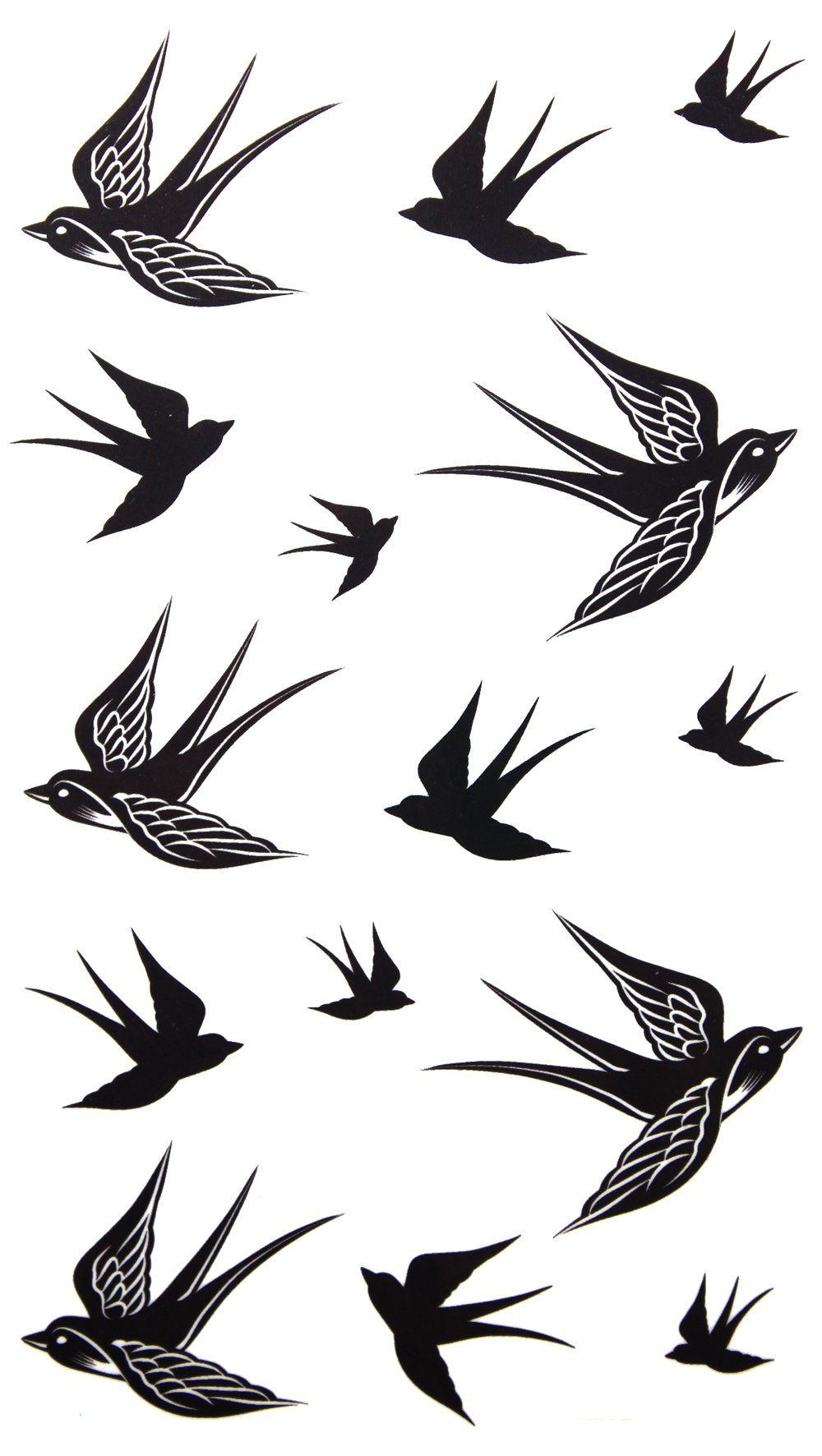 1000x1772 Ggsell 2012 New Design New Release Temporary Tattoo