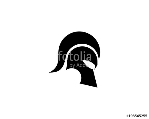 500x400 Spartan Helmet Stock Image And Royalty Free Vector Files