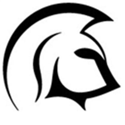 spartan helmet silhouette at getdrawings com free for personal use rh getdrawings com msu spartan head logo
